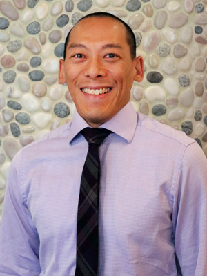 Dr. Conrad Lee of Harmony Dental Center